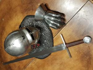 my armor parts