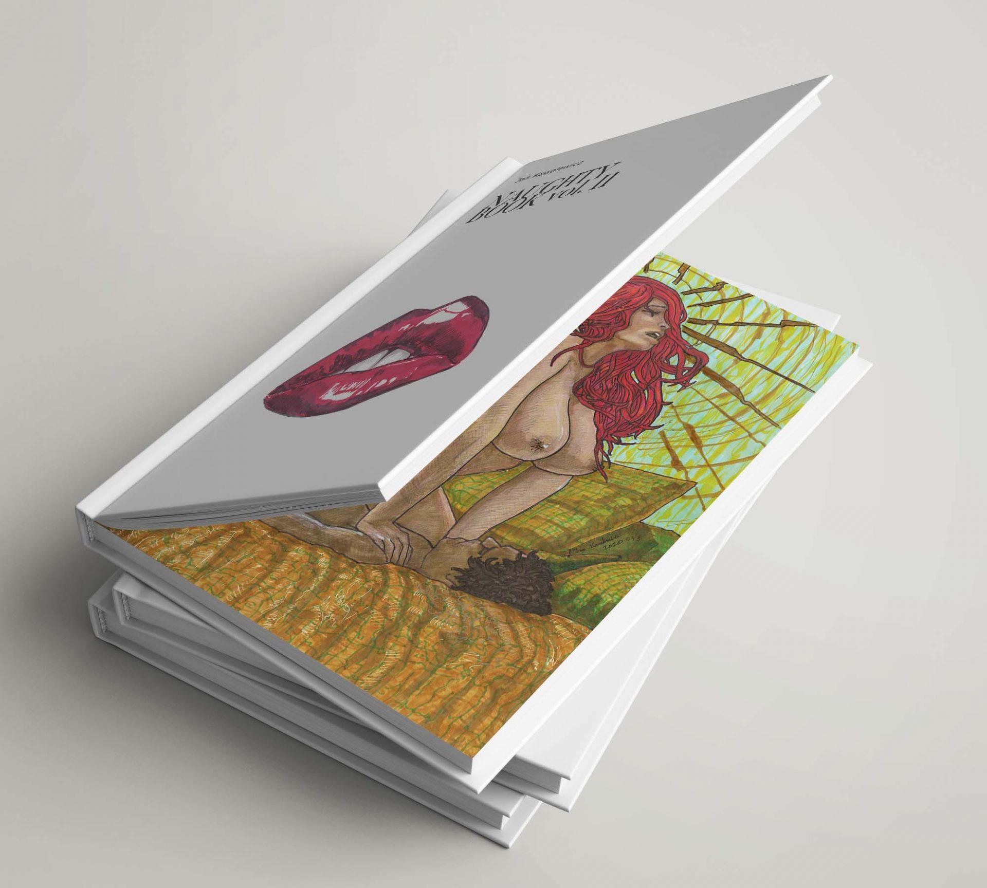 naughty book vol 2 by jan kowalewicz